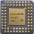 Intel MG80C286-10B MY 2