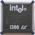 Intel KU386EX25 1